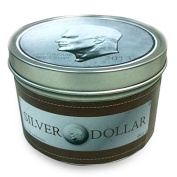 J. Hillhouse & Co. Silver Dollar Pomade 120ml