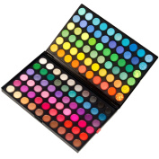 Fashion Zone Mix and Match Eye Shadow Rainbow Palette 120 Colour