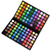 Fashion Zone Rainbow All in One Eye Shadow Palette 120 Colour