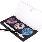 Makeup Baked Eye Shadow Palette Highlight Mineral Baking Eyeshadow Shimmer Party