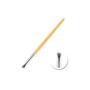 Fashion & Online Brushes Luxury Bamboo Wooden Make Up Brush For Eyes & Face- Eco Friendly Eyebrow Brush 15.5cm