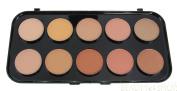 ETA Sunkissed Mineral Bronzer Palette-10 Shimmery Shades