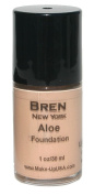 Aloe Vera Foundation Light Beige Is Hydrating, Youth Enhancing and Dewy
