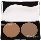 Makeup 2colors Face Powder Contouring Highlighting Concealer Bronzing Powder Cosmetics
