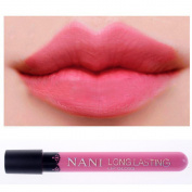 Neverland Beauty Waterproof Liquid Makeup Lip Pencil Matte Lipstick Lip Gloss Super Long Lasting 1#