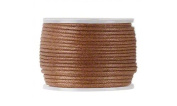 Beading Cord Spool Wax Coated Cotton Beading Cord String Cording for Beads & Jewellery 25 Metre 27 yards