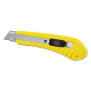 Standard Snap-Off Knife, 18mm, 6 3/4, Sold as 1 Each