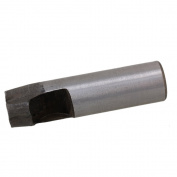 25mm Hollow Plum Flower Shape Punch Hole Leathercraft Puncher Belt Gasket DIY Cutter Tool