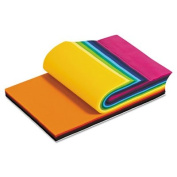 Smart Fab Disposable Fabric, 9 x 12 Sheets, Assorted, 270/PK, Sold as 270 Each