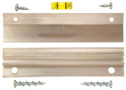 OOK 55310 Hangman 27kg 7-Piece French Cleat Picture Hanger with Wall Dog Mounting Screws