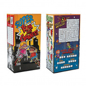 Superhero Paper Bags / Loot Bags / Goody Bags ~ 1 Dozen ~ 13cm X 8.3cm X 25cm ~ New