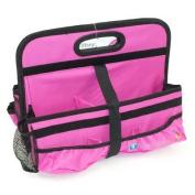 Totally-Tiffany Ditto Desktop Organiser-Black/Pink