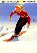 Canvas Edition: Ski in the Sun