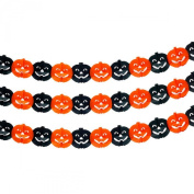 Susenstone® Bat Styles Decorations Paper Garland Decoration For Halloween Props