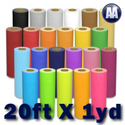 Heat Transfer Vinyl for T-shirts 50cm x Yard Easy Weed
