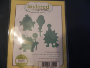 Taylored Expressions Dies ~ Party Monsters - Brand New!!!