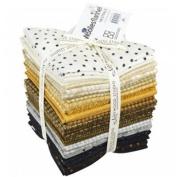 Woollies Flannel Neutrals Fat Quarter