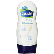 Cetaphil Baby Ultra Moisturising Wash with Organic Calendula, 230ml New