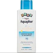 Aquaphor Baby Gentle Wash & Tear Free Shampoo, Fragrance Free Mild Cleanser, New