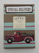 Frogs and Fairytales Special Delivery Truck Brag Book