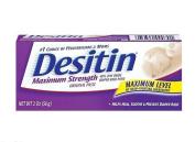 Desitin Maximum Strength Nappy Rash Original Paste Maximum Level - 60ml