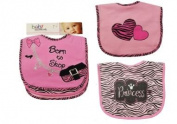 Baby Essentials 3 Bibs for Newborn Born to Shop