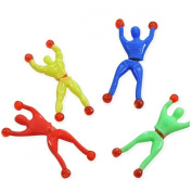 Dealglad® 10 Pcs Novelty Funny Children Toys Sticky Wall Climbing Men People