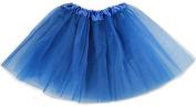TheWin Girls Ballet Chiffon Leotard Fairy Skirts,Blue