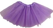 TheWin Girls Ballet Chiffon Leotard Fairy Skirts,Purple