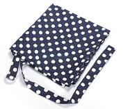 Baby Infant Breastfeeding maternity Nursing Blanket Cover Cotton Cloth : Dot Pattern
