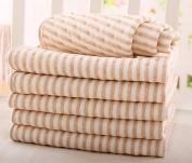 LIYAWEI Baby Infant Waterproof Washable Organic Cotton Home Travel Bedding Urine Mat Changing Pad