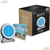 The Gro Company Gro-clock - Baby Nursery Sleep Trainer with Bedtime Storybook