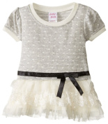 Blueberi Boulevard Baby-Girls Newborn Ribbon Sweater Set
