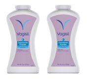 Vagisil Deodorant Powder, 240ml