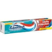 Aquafresh Cavity Protection Tube Cool Mint, 90ml Pack of 4