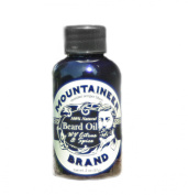 Mountaineer Brand Natural Beard Oil - WV Mountaineer Brand Natural Beard Oil - WV Citrus & Spice 60ml- TWICE THE SZE OF MOST