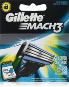 Gíllette Mach 3 Razor Refill Cartridges, 16 Count