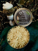 Soap of the Gods Cucumber Fresh Shave Soap 5. Oz