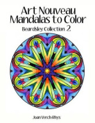 Art Nouveau Mandalas to Color