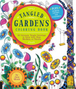 Tangled Gardens Coloring Book
