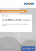 Branche It, Elektronik, Telekommunikation [GER]
