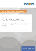 Branche Marketing & Werbung [GER]