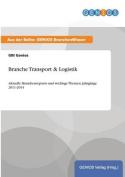 Branche Transport & Logistik [GER]