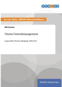 Thema Umweltmanagement [GER]