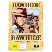 Rawhide Complete Collection [DVD_Movies] [Region 4]