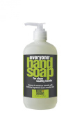 Everyone Hand soap, Lime Coconut plus Strawberry, 380ml, 3 Count