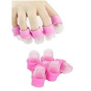 10pcs Professional Nail Care Tools,Nail Soakers
