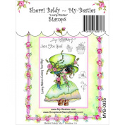My-Besties Clear Stamps Set 10cm x 15cm -Loving Wishes