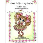 My-Besties Clear Stamps 10cm x 15cm -Bashful Bettie Bestie