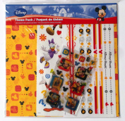 Disney Funtastic Friends Theme Scrapbook Pack